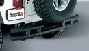 Rugged Ridge RUG11571-01 3 Inch Rear Tube Bumper without Hitch