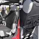Rugged Ridge RUG13235-20 Neoprene Front Seat Cover
