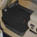 Rugged Ridge RUG82902-04 All Terrain Floor Liner, Front