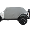 Smittybilt S-B1060 Water-Resistant Cab Cover with Door Flaps
