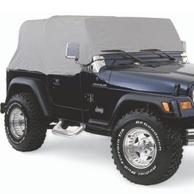 Smittybilt S/B1161 Water-Resistant Cab Cover