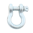 Smittybilt S-B13048 7/8 inch D-Ring Shackle, <br>Zinc Finish