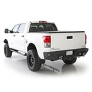 Smittybilt S-B614840 M1 Toyota FJ Rear Bumper with D-ring Mounts and Additional Rear Lights Included