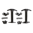 Smittybilt S-B7601 Hood Catch Set