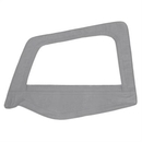 Smittybilt S-B89411 Replacement Upper Doorskin with Frame, Gray Denim