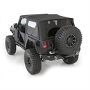 Smittybilt S-B9075235 Replacement Soft Top with Tinted Windows