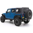 Smittybilt S-B9080235 Replacement Soft Top with Tinted Windows