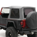 Smittybilt S-B9870211 Replacement Soft Top with Tinted Windows
