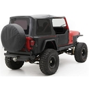 Smittybilt S-B9870215 Replacement Soft Top with Tinted Windows