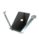 Skid Row SFKJP-0008 Engine Skid Plate for Long Arm Suspension