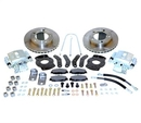Stainless Steel Brakes SSBA130-2 Disc Brake Conversion Kit