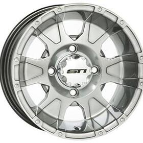 STI ATV Wheels STW12GM11 G8 Gun Metal