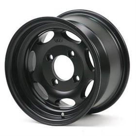 STI ATV Wheels STW12JB118 XB40 - Black