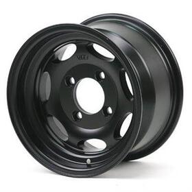 STI ATV Wheels STW12JB125 XB40 - Black