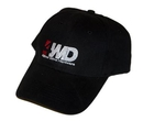 4Wheel Drive Hardware; Cap in Black, USGUSG136BK