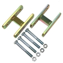 Warrior Products W-I315 Leaf Spring Shackle Kit