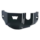 Warn Industries WAR65443 Dana 30 Black Differential Skid Plate