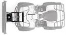 Warn Industries WAR83110 ProVantage ATV Plow Mount Kit