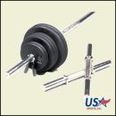 Troy Barbell USA Sports BRSS-110 Regular 110lb. Weight Set