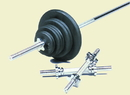 Troy Barbell USA Sports RSS-110T Regular 110lb. Threaded Weight Set