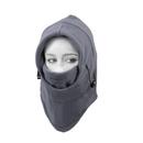 TopTie Functional 6 in 1 Neck Warm Helmet, Ski Mask, Fleece Warm Face Mask