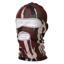 TopTie Tactical Face Mask Military Motif Print Balaclava
