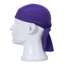 TopTie Do Rag / Cycling Pirate Hat, Solid Color