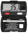 ACCUSPLIT AX2720-xBX Accelerometer Pedometer with steps & Auto Activity Timer