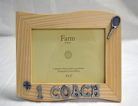 Wood Frame #1 Coach
