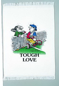 "Devant Towel-""Tough Love"""