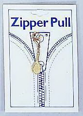 Tennis Racquet Zipper Pull-Small