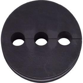 "CommScope 294686 1/2"" Round Cushion 3 Hole, Price/Each"