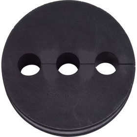 "CommScope 294684 1/2"" Round Cushion 1 Hole, Price/Each"