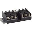 Accele Electronics - Distribution Block, ATC, 6 gang/ 1 each