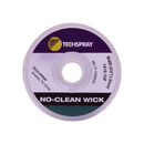 Techspray - No Clean Desoldering Braid, Size 4 .100