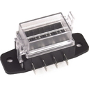 Wireless Solutions - Fuse block, ATC , 4 way case/1 each