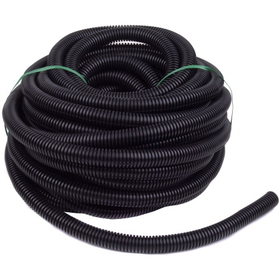 "Wireless Solutions - NYLON 1/2""split loom tubing100', Price/100 Foot"