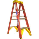 Wireless Solutions - Werner 6204 - 4' Step Ladder 300lb capacity