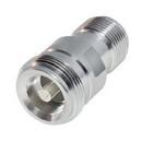 RF Industries - LOW PIM 4.1-9.5 (MINI) DIN/F to N/F ADAPTER