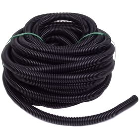 "Wireless Solutions - 1/2""split loom tubing 50', Price/50 Foot"