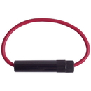 Wireless Solutions - Fuseholder, AGC, in-line, 14 gauge wire/ 10 pack
