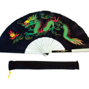 Tiger Claw Dragon Fan