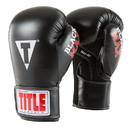 TITLE Classic CBMBG2 Black Max Boxing Gloves