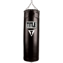 TITLE Boxing HBV Traditional Synthetic Leather Heavy Bag