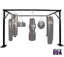 TITLE Boxing HDPBS Heavy Duty Complete Bag Stand