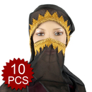 BellyLady Wholesale Lot Of 10 Belly Dance Veils