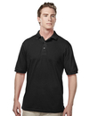 Tri-Mountain 095 Element Men's 60/40 Easy care short sleeve pique golf shirt, Embroidery