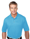 Tri-Mountain 105 Profile Men's 60/40 pique golf shirt, Embroidery