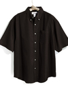 Tri-Mountain 718 Mentor Men's 60/40 easy care short sleeve twill shirt, Embroidery