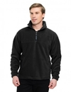 Tri-Mountain 7550 Viking Panda fleece 1/4 zip pullover with trim